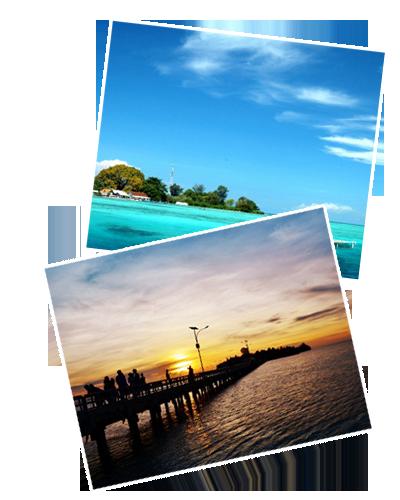 Lebih Bagus Pulau Tidung atau Pulau Pari