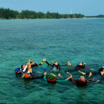 Menikmati Romantisnya Honeymoon di Pulau Tidung