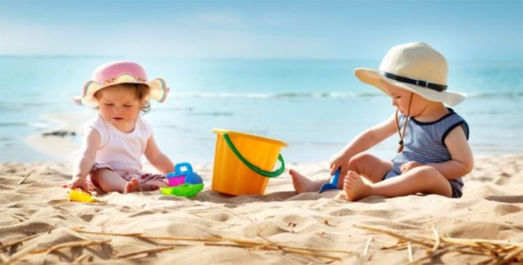 tempat bermain anak - anak di pulau tidung